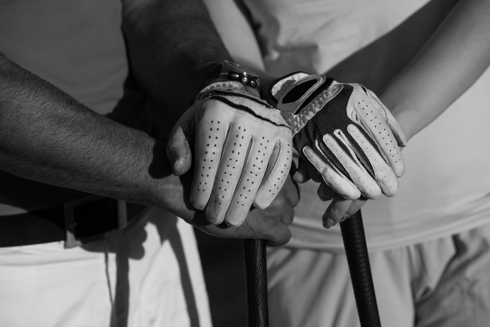 what does cadet mean in golf gloves